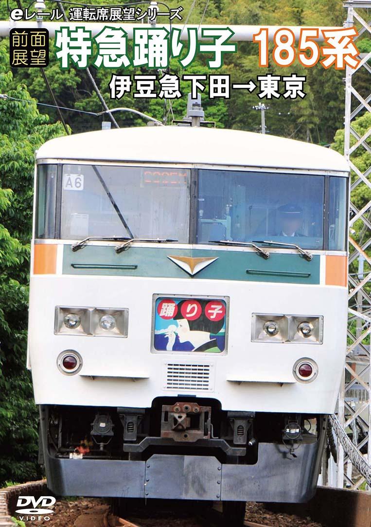 【前面展望】特急踊り子185系 伊豆急下田→東京